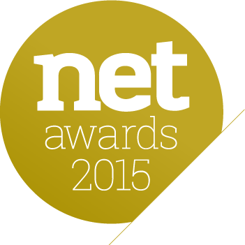 Net Awards logo