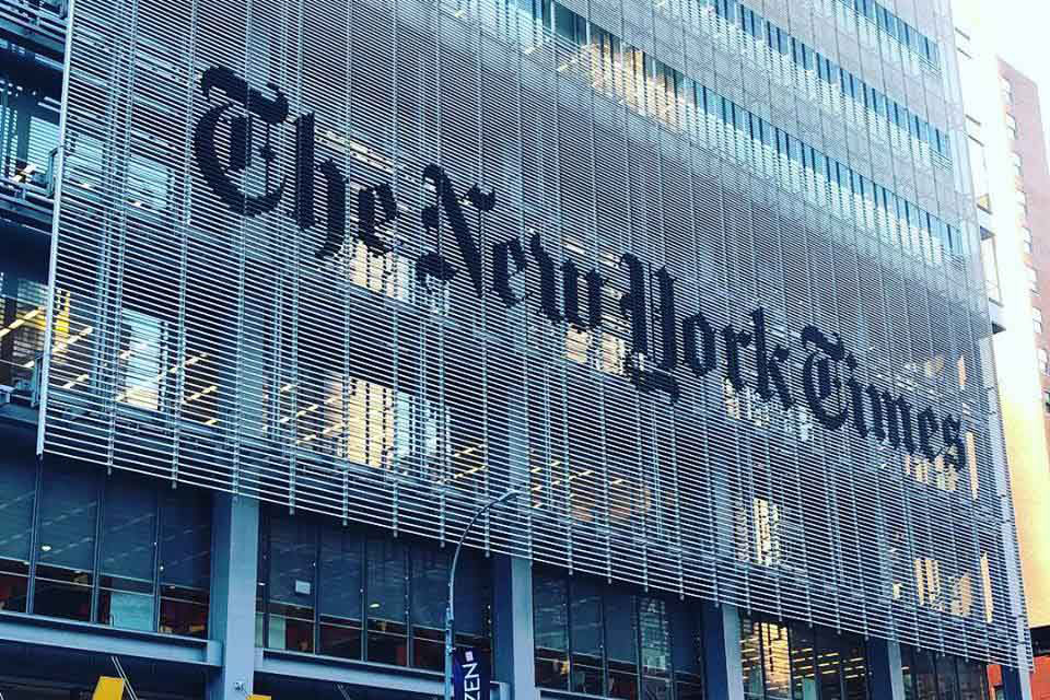 New York Times Centre