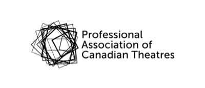 Professional Association of Canadian Theatres logo